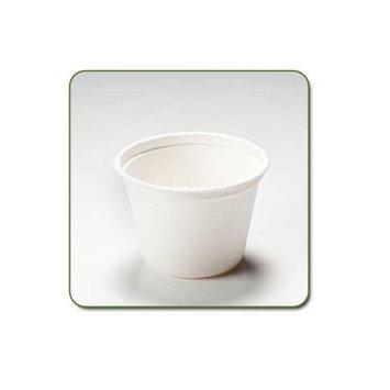 PORTION CUP 4 oz. Sugarcane Fiber (sleeve of 50)