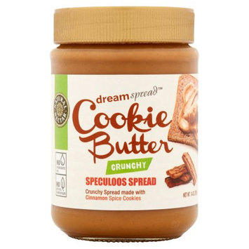 Natural Nectar, Spread Cookie Butter Crunchy, 14 Oz (Pack Of 6)