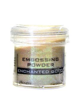 Ranger Specialty Embossing Powders enchanted gold, 1 oz, jar [pack of 3]