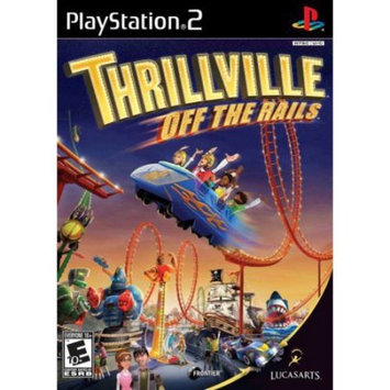 Kohls Playstation 2 Thrillville: Off The Rails