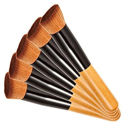 Make Up Brushes, Denpetec Makeup Brushes Cosmetics Brush Foundation Brush Powder Brush Eyeshadow 1pcs