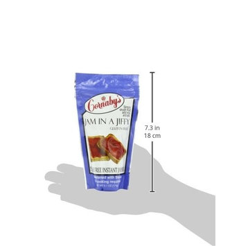 Cornaby's Sugar-Free Jam in a Jiffy - Instant Fresh or Freezer Jam Mix, Stevia sweetened, No Cook