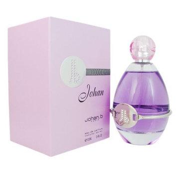 JB Johan by Johan B. Eau de Parfum Spray for Women, 100 ml, 3.4 Ounce