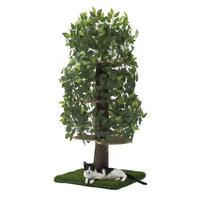 Square Base Cat Tree - 5 ft.