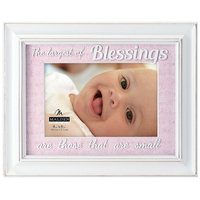 Malden 4'' x 6'' Blessings Matted Picture Frame