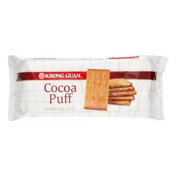 Khong Guan, Cocoa puff biscuits, 7 Ounce