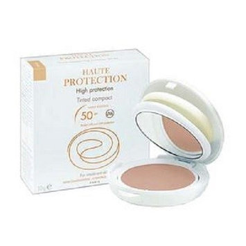 Dermo-Cosmetique High Protection Tinted Compact SPF 50, Beige