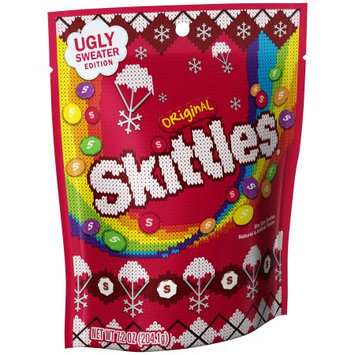 Wrigley Skittles Original Ugly Sweater Christmas Candy 7.2 oz