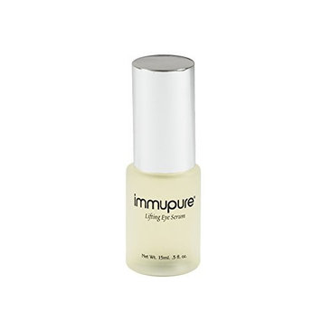 Immupure Lifting Eye Serum - With Colostrum. Targets puffiness, Lifts, Tightens, No Fillers, In 90 Seconds