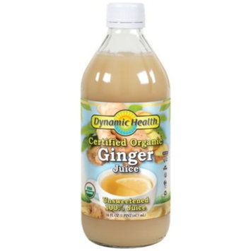 Ginger Juice (16 Ounces Liquid) by Dynamic Health at the Vitamin Shoppe