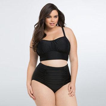 Binmer Plus Size Women Push-Up Padded Bra Beach Bikini Set Swimsuit Sexy Swimwear