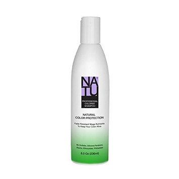 Natu Professional Colorist Shampoo, 8 Fluid Ounce