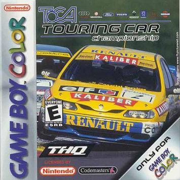 Take-two Toca Touring Cars Championship GBC