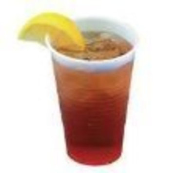 Boardwalk YE-9 9-Ounce Translucent Plastic Cup 100-Pack (Case of 25)