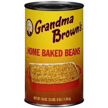 Grandma Brown's Home Baked Beans - 54 oz