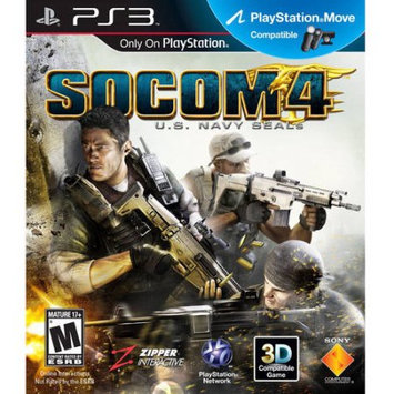 Sony Socom 4 (PS3) - Pre-Owned
