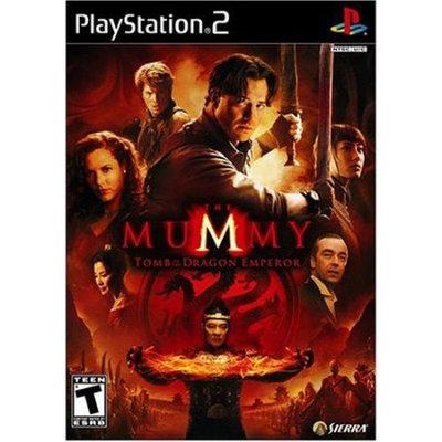 Vivendi Games, Inc Mummy: Tomb of Dragon Emperor (PlayStation 2)