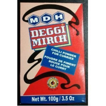 MDH Deggi mirch (3.5 oz) (Pack of 2)