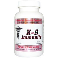 K9 Immunity (X2) + K9 Transfer Factor (X1) + K9 Omega (X1) - Tot 4 Bottles , Approx One Month Supply for Dogs 35-64 Lbs