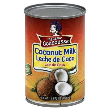 Guixens Food Group Madame Gougousse Coconut Milk, 13.5 oz