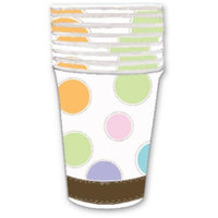 DDI 1998111 Baby Shower 9 oz Cup - 8 Count Case of 24