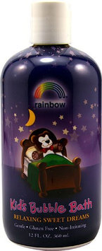 Rainbow Research Organic Herbal Bubble Bath For Kids Sweet Dreams - 12 fl oz - HSG-590273