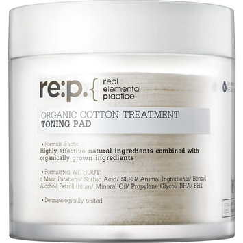 Online Only Organic Cotton Treatment Toning Pad