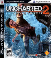 Sony Uncharted 2: Among Thieves - PRE-OWNED - PlayStation 3