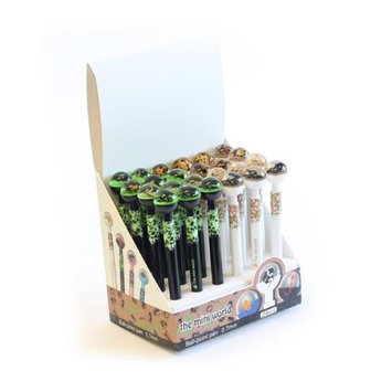 ED Speldy East P402BP Assorted Real Bug Pen with Display Insect Box Set - 24 Piece