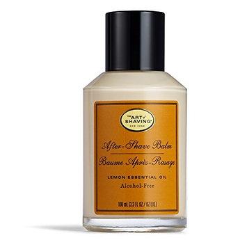 The Art of Shaving After-Shave Balm, Lemon, 3.3 fl. oz.