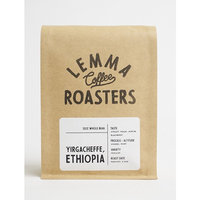 Ethiopia Yirgacheffe Whole Bean Specialty Coffee Light Medium Roast