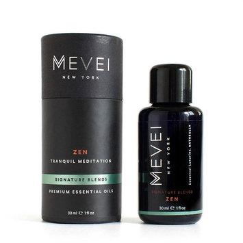 MEVEI   ZEN- Tranquil Meditation   Luxury Essential Oil Blend for Meditation   100% Pure and Natural (1 fl oz/30 ml)