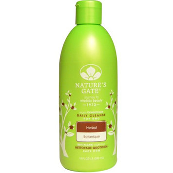 Natures Nature's Gate Daily Conditioner 18.0 fl oz(pack of 6)