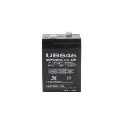 6v 4000 mAh UPS Battery for Sure Light 6D3W