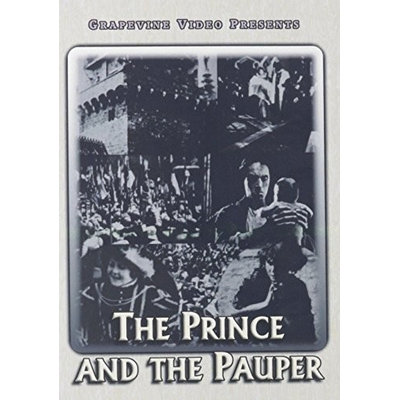 Fye Prince and the Pauper DVD