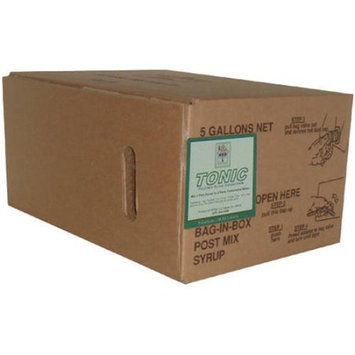 Willtec Tonic Syrup Concentrate, 5 gal