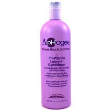 Aphogee Conditioner Pro- Vitamin Leave-in 16 oz. (3-Pack) with Free Nail File