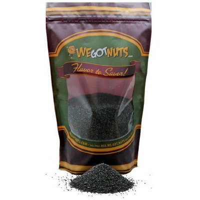 We Got Nuts Whole Blue Poppy Seeds(spain), 7 lbs