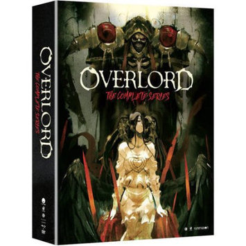 Universal Studios Home Enter Bd-overlord S1 Limited Ed (bd+dvd) (blu-ray Disc) (4 Disc) (limited Edition) (boxed Set)