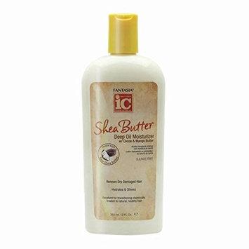 Fantasia IC Shea Butter Oil Moisturizer, 12.0 Ounce