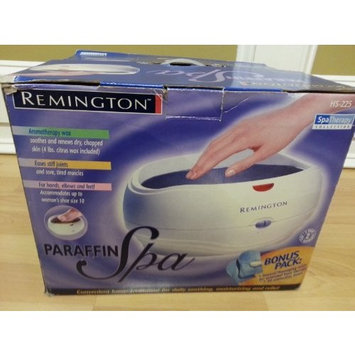 Remington Paraffin Spa Spa Therapy Collection HS-225