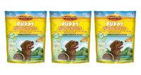 Zukes Zuke's Puppy Naturals Dog Treats, Lamb & Chickpea Recipe - 5oz (3 Pack)