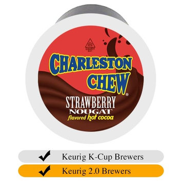 Tootsie Roll, Charleston Chew Strawberry Hot Cocoa, 40 Count K cups
