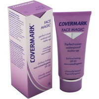 Face Magic Make-Up Waterproof SPF20 - # 7A by Covermark for Women - 1.01 oz Makeup