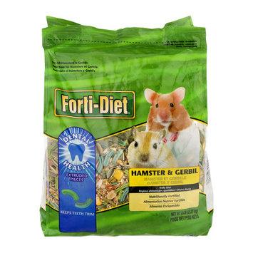 Forti-Diet Hamster and Gerbil Pet Food, 5.0 LB