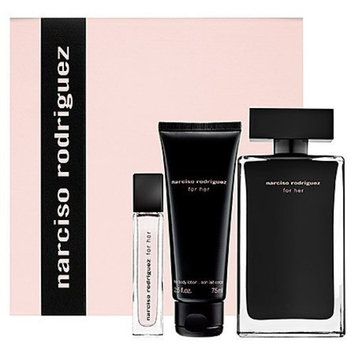 Narciso Rodriguez Fragrance Set for Her, 3 Count