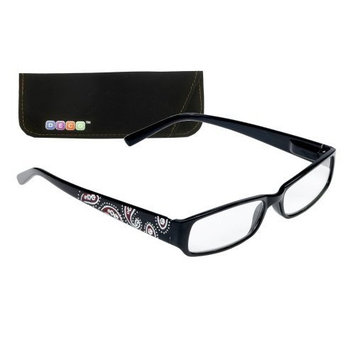 Select-A-Vision 8028150bk Deco Readers, Black