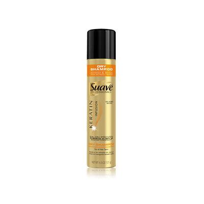 Suave® Professionals Dry Shampoo Keratin Infusion