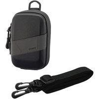 SONY LCM-CSVH/B Black Carrying Case