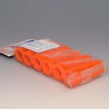 Jet Set EZ Grip Curlers Orange